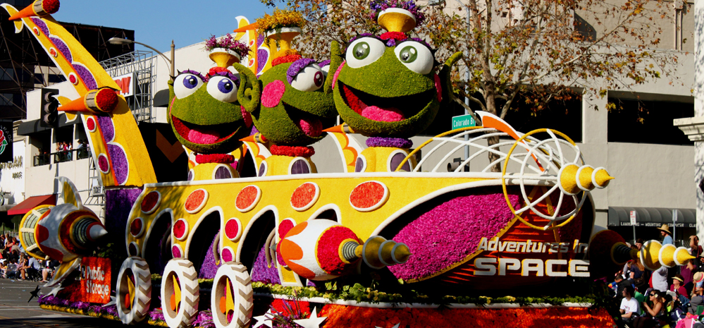 Escorted Tours, Bus Tours, Group Travel, Travel Tours, All Inclusive Vacations, Bartlett Tours, Rose Parade Pasadena
