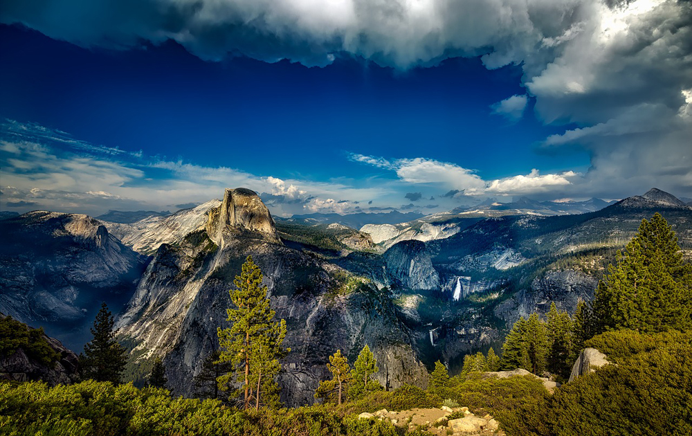 Yosemite & Sequoia National Parks